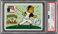 Baseball Cards:Singles (1970-Now), 1971 Fleer World Series Roberto Clemente #69 PSA Mint 9....