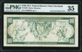 Error Notes:Large Size Inverts, Fr. 1098 $100 1914 Federal Reserve Note PMG Choice Very Fine 35.. ...