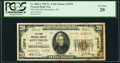 National Bank Notes:Alaska, Ketchikan, AK - $20 1929 Ty. 2 The First National Bank Ch. # 12578 PCGS Very Fine 20.. ...