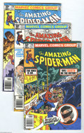Modern Age (1980-Present):Superhero, The Amazing Spider-Man #216-243 Group (Marvel, 1981-83) Condition:Average VF/NM. This group consists of 28 comics: # 216, 2...(Total: 28 Comic Books Item)