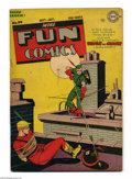 Golden Age (1938-1955):Superhero, More Fun Comics #99 (DC, 1944) Condition: VG+. Featuring the Spectre, Green Arrow and Speedy, Aquaman, and Johnny Quick. Ber...
