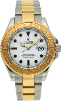Rolex, Yacht-Master Ref. 16623, Steel and Gold Oyster Perpetual, Circa 2005