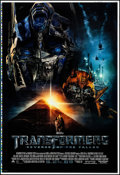 Movie Posters:Action, Transformers: Revenge of the Fallen (Paramount, 2009). Rolled, Very Fine/Near Mint. Printer's Proof International One Sheet ...