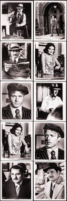 """The Sting (Universal, 1973). Very Fine. Photos (20) (8"""" X 10""""). Crime. ... (Total: 20 Items)"""