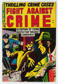 Golden Age (1938-1955):Crime, Fight Against Crime #1 (Story Comics, 1951) Condition: FN....