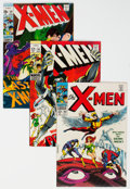 Silver Age (1956-1969):Superhero, X-Men Group of 8 (Marvel, 1968-70) Condition: Average FN.... (Total: 8 )