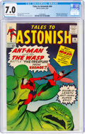 Silver Age (1956-1969):Superhero, Tales to Astonish #44 (Marvel, 1963) CGC FN/VF 7.0 Off-white to white pages....