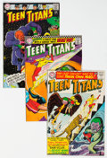 Silver Age (1956-1969):Superhero, Teen Titans Group of 9 (DC, 1966-69) Condition: Average VG/FN.... (Total: 9 )