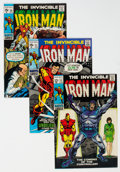 Silver Age (1956-1969):Superhero, Iron Man Group of 10 (Marvel, 1969-73) Condition: Average VF+.... (Total: 10 )