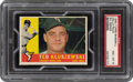 Baseball Cards:Unopened Packs/Display Boxes, 1960 Topps Baseball (6th Series) Cello Pack PSA NM-MT 8. ...
