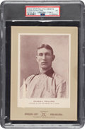 Baseball Cards:Singles (Pre-1930), 1902-11 W600 Sporting Life (Type 2) Deacon Phillippe (Uniform) PSA Poor 1 - The Only PSA Graded Example! ...