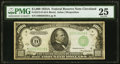 Small Size:Federal Reserve Notes, Fr. 2212-D $1,000 1934A Federal Reserve Note. PMG Very Fin...