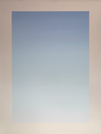 Rob Pruitt (b. 1964) Suicide Painting XXXVII, 2014 Acrylic on linen 109-1/2 x 80-1/2 inches (278