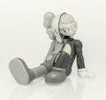 Other:Contemporary, KAWS (b. 1974). Resting Place Companion (Grey), 2013. Painted cast vinyl. 9-1/4 x 6-1/4 x 10-1/4 inches (23.5 x 15.9 x 2...