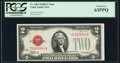 Fr. 1505 $2 1928D Mule Legal Tender Note. PCGS Choice New 63PPQ