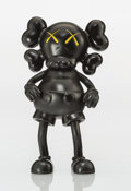 Other:Contemporary, KAWS (b. 1974). Companion (Black), 1999. Painted cast vinyl. 7-1/2 x 4 x 2 inches (19.1 x 10.2 x 5.1 cm). Edition of 500...