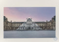 Fine Art - Work on Paper:Print, JR (b. 1983). Louvre, 2019. Lithograph in colors on paper. 14-1/4 x 18-1/4 inches (36.2 x 46.4 cm) (sheet). Ed. 153/250...