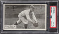 Baseball Cards:Singles (Pre-1930), 1929 R315 Lou Gehrig PSA EX-MT 6 - Pop One, None Higher! ...
