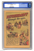Golden Age (1938-1955):Non-Fiction, Refreshment Through the Ages #nn (Pictorial Media, 1951) CGC NM-9.2 Cream to off-white pages. The highest graded copy CGC h...