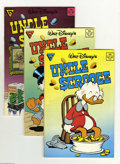 Modern Age (1980-Present):Humor, Uncle Scrooge Group (Gladstone, 1993-94) Condition: Average NM-.This group includes #234, 235, 236, 237, 238, 239, 240, 241...(Total: 18 Comic Books Item)