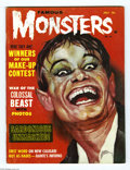 Silver Age (1956-1969):Horror, Famous Monsters of Filmland #18 (Warren, 1962) Condition: FN-.Basil Gogos cover. Jerry Weist's Comic Art Price Guide li...