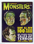 Silver Age (1956-1969):Horror, Famous Monsters of Filmland #19 (Warren, 1962) Condition: VG+.Peter Lorre, Basil Rathbone, and Vincent Price cover, by Basi...
