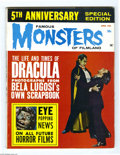 Silver Age (1956-1969):Horror, Famous Monsters of Filmland #22 (Warren, 1963) Condition: VG/FN.Dracula cover. Fifth anniversary issue. Jerry Weist's Com...