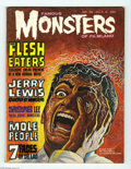 "Silver Age (1956-1969):Horror, Famous Monsters of Filmland #29 (Warren, 1964) Condition: VG/FN.""Flesh Eaters"" cover and article. Jerry Weist's Comic Art..."