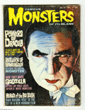 Silver Age (1956-1969):Horror, Famous Monsters of Filmland #30 (Warren, 1964) Condition: GD/VG.Bela Lugosi as Dracula cover. Jerry Weist's Comic Art Pri...
