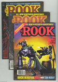 Modern Age (1980-Present):Science Fiction, The Rook #1-14 Group (Warren, 1979-82) Condition: Average VF-.Here's the full run of this Warren mag, issues # 1, 2, 3, 4, ...(Total: 15 Comic Books Item)