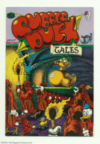 Rubber Duck Tales #1 (Print Mint, 1971) Condition: VF/NM. Donald Duck on cover. Listed in Jerry Weist's 2000 Comic Art P...