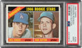 Baseball Cards:Singles (1960-1969), 1966 Topps Don Sutton - Dodgers Rookie Stars #288 PSA Mint 9. ...