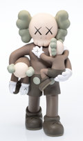 Other:Contemporary, KAWS (b. 1974). Clean Slate (Brown), 2018. Painted cast vinyl. 14 x 8 x 8 inches (35.6 x 20.3 x 20.3 cm). Open Edition. ...