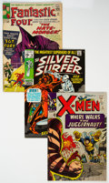 Silver Age (1956-1969):Superhero, Marvel Silver to Modern Age Group of 13 (Marvel, 1963-84) Condition: Average VG.... (Total: 13 )