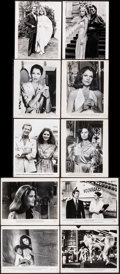 """Movie Posters:James Bond, Moonraker & Other Lot (United Artists, 1979). Very Fine-. Photos (10) (8"""" X 10""""). James Bond.. ... (Total: 10 Items)"""