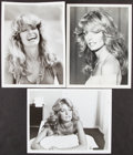 Miscellaneous Collectibles:General, c. 1970s Farrah Fawcett Original Photograph Lot of 3....