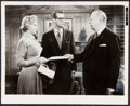 Miscellaneous Collectibles:General, 1952 Marilyn Monroe, Charles Coburn, & Cary Grant in Monkey Business Original Photograph. ...