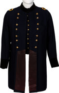 Movie/TV Memorabilia:Costumes, John Wayne Worn Cavalry Uniform Jacket and Vest From How The West Was Won (1962). ... (Total: 2 Items)