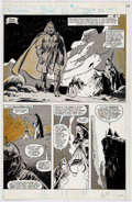 Original Comic Art:Panel Pages, John Buscema Savage Sword of Conan #51 Story Page 41 Original Art (Marvel, 1980)....