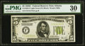 Small Size:Federal Reserve Notes, Fr. 1953-F $5 1928C Federal Reserve Note. PMG Very Fine 30.. ...