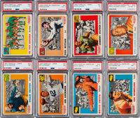 1955 Topps All American Football Complete Set (100)