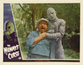 "Movie Posters:Horror, The Mummy's Curse (Universal, 1944). Lobby Card (11"" X 14""). Inwhat many horror fans feel is the best card from this classi..."