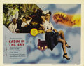 "Movie Posters:Musical, Cabin in the Sky (MGM, 1943). Lobby Card (11"" X 14""). The cardsfrom this classic all-black cast musical are wonderful in th..."