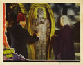 """Movie Posters:Horror, The Mummy's Tomb (Universal, 1942). Lobby Card (11"""" X 14""""). LonChaney, Jr., in an effort to portray every monster on the Un..."""