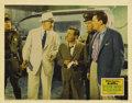 """Movie Posters:Mystery, Mr. Moto in Danger Island (20th Century Fox, 1939). Lobby Cards (3) (11"""" X 14""""). Peter Lorre returns as the screen's Japanes... (Total: 3 Item)"""