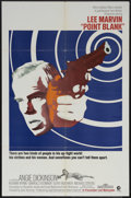 "Movie Posters:Crime, Point Blank (MGM, 1967). One Sheet (27"" X 41""). Crime. Starring LeeMarvin, Angie Dickinson, Keenan Wynn and Carroll O'Conno..."