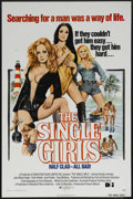 "Movie Posters:Bad Girl, The Single Girls (Dimension Pictures, 1974). One Sheet (27"" X 41"").Exploitation. Starring Claudia Jennings, Jean Marie Enge..."