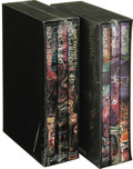 Books:Signed Editions, Clive Barker Signed Limited: Books of Blood Volumes I-VI. London: Weidenfeld & Nicholson, 1985. Six octavo volumes i... (Total: 2 Items)