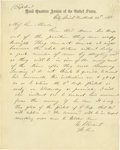 Autographs:U.S. Presidents, Ulysses S. Grant Historically Important Military Autograph Letter Signed: General Grant tells General Meade he has instructe...