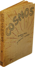 Books:First Editions, [Various Authors]: Cosmos. (New York: Fantasy Magazine,1935), first edition thus, 287 pages collectively, cover and tit...